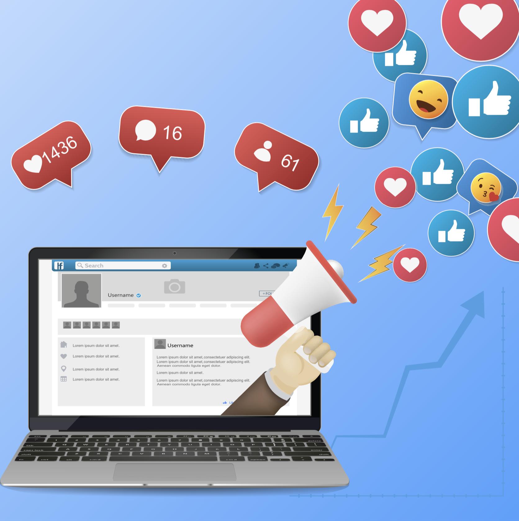 Promociones de Facebook