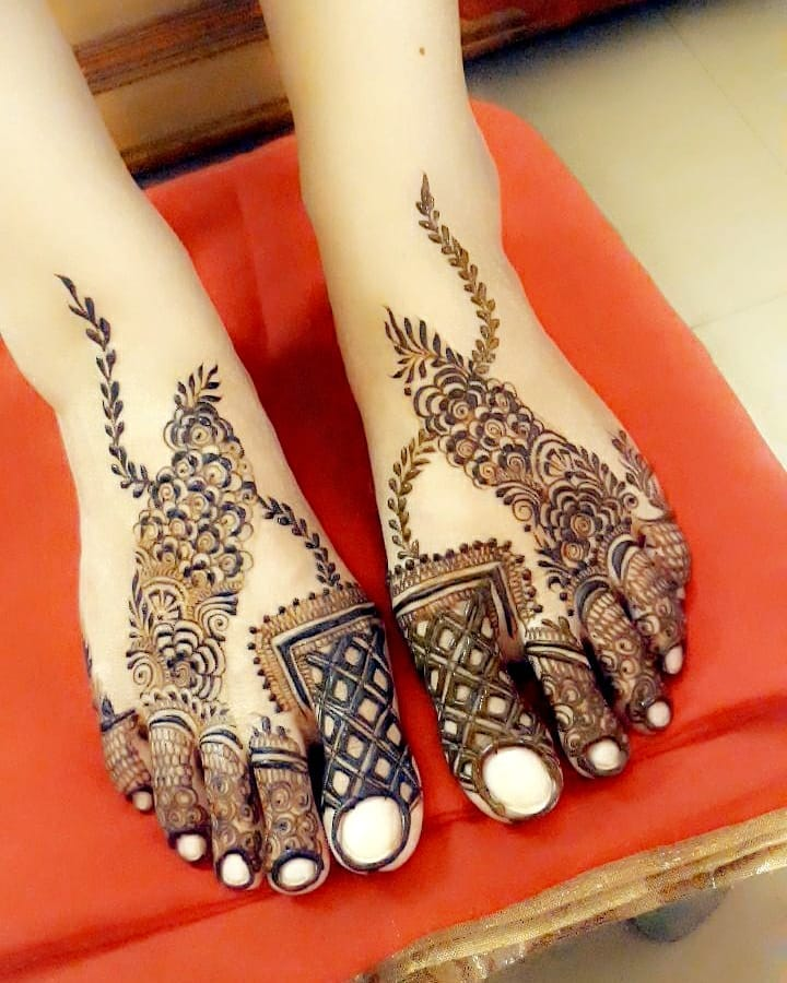 110 Simple And Easy Mehendi Designs For Every Occasion And Events Meesho,Watercolor Tattoo Designs For Men