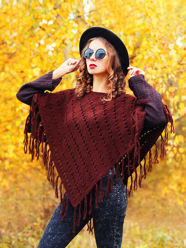 Poncho Over The Top