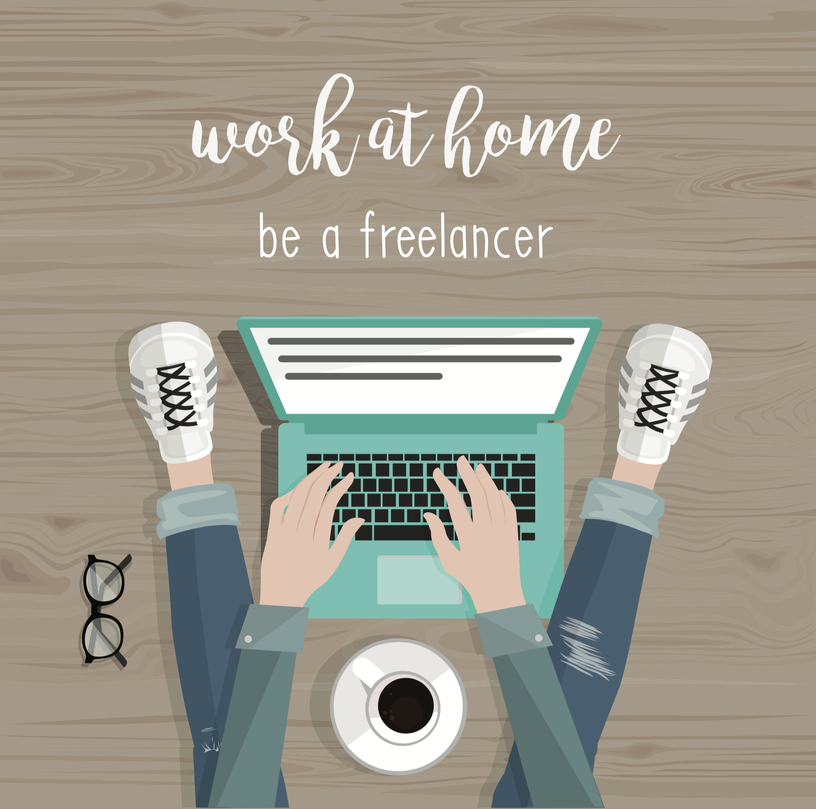 Try Your Hands In Freelancing Jobs