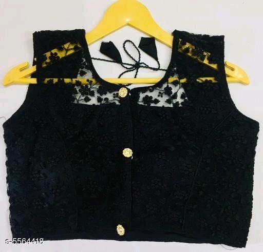 Lace Blouse Back Design