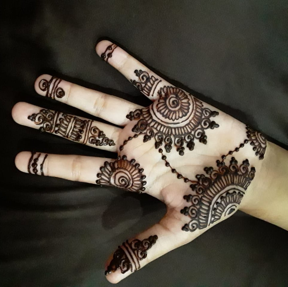 Easy Mehndi Design Simple Mehndi Designs For Begineers,Fractal Design Define Mini C