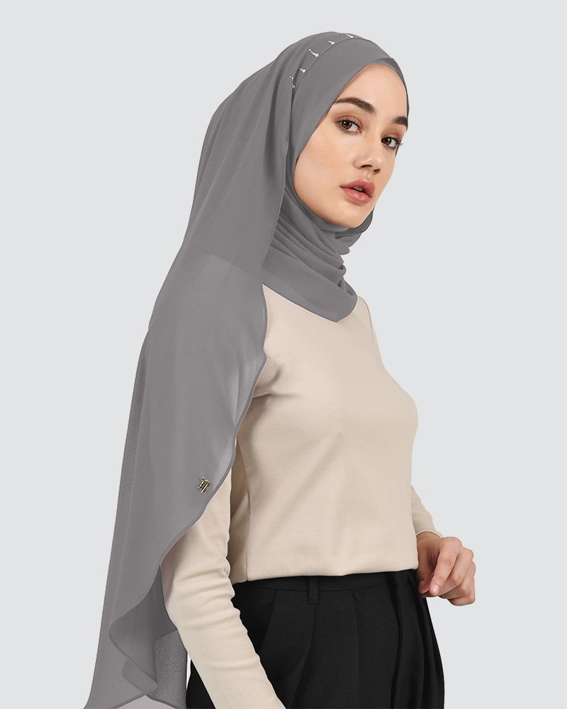 AISA - SMOKEY GREY-RED