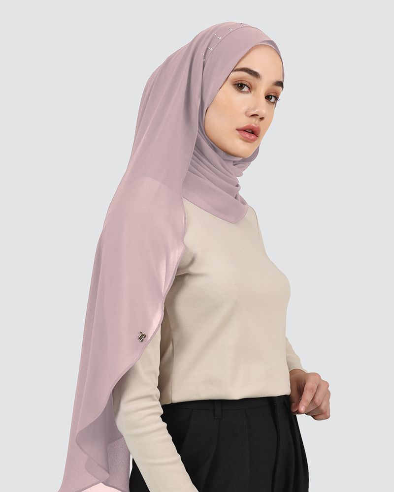 AISA - VERY LIGHT MAUVE-PURPLE