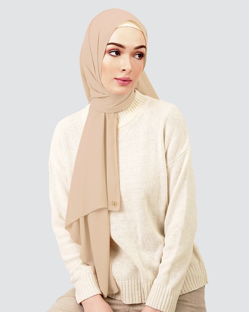 EILA - MEDIUM CREAM-ORANGE
