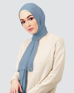 EILA - DUSTY DENIM BLUE