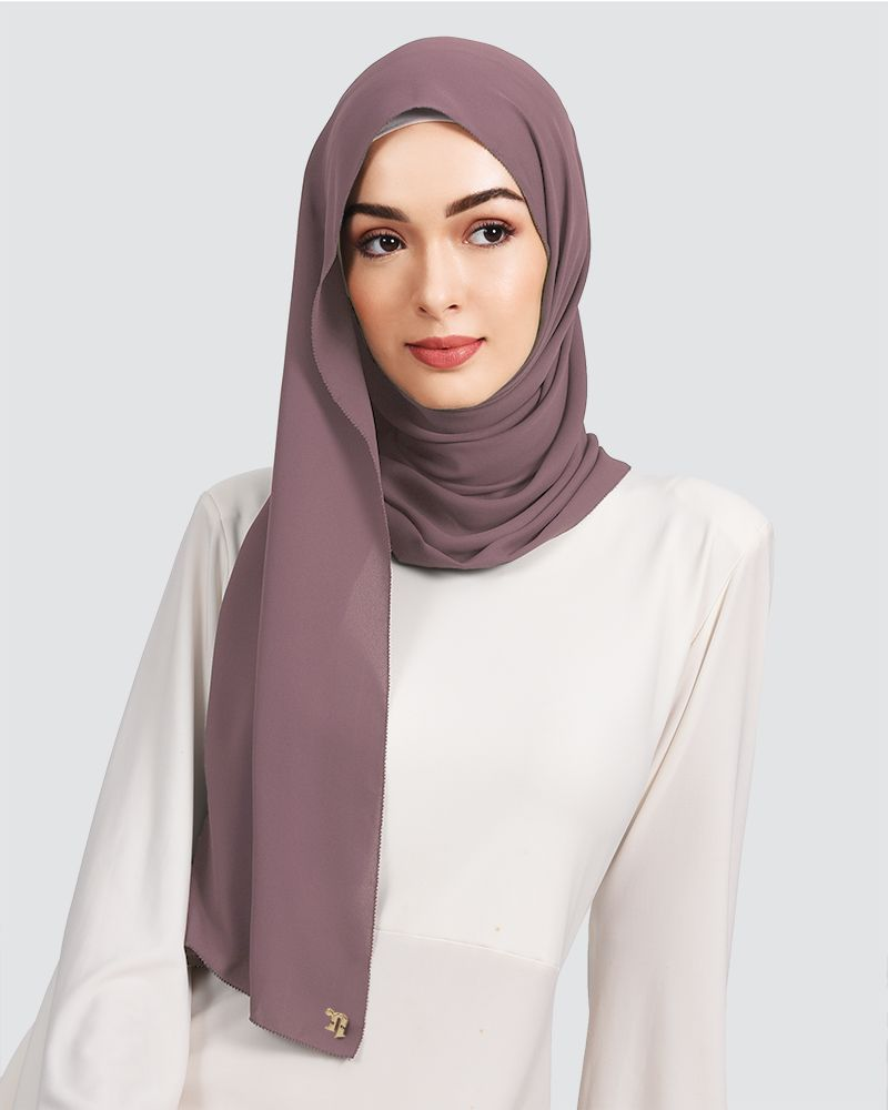EILA - MEDIUM DUSTY PURPLE-MAUVE