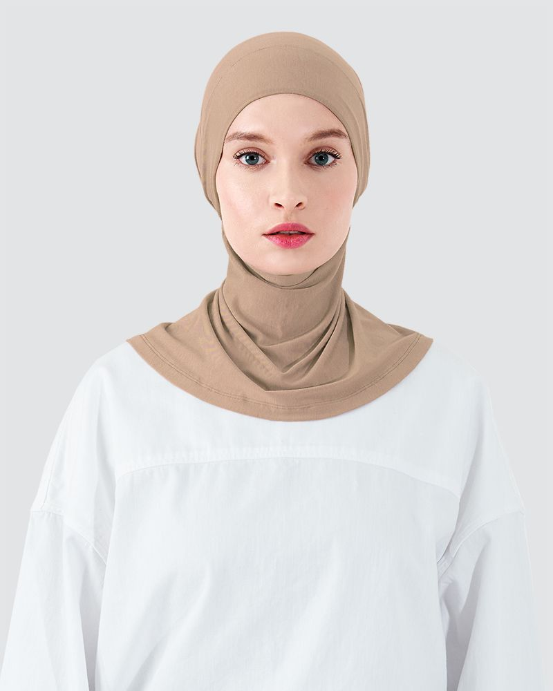 INNER NECK NARA - SOFT BROWN