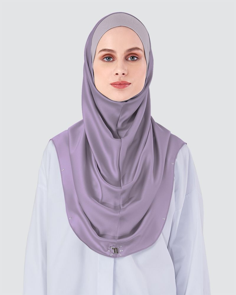 LIYA INSTANT - LIGHT PURPLE-BLUE