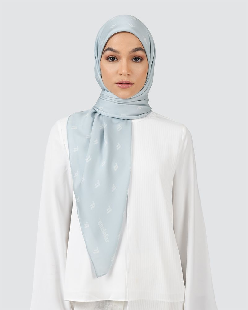 GO FAR MODA - LIGHT GREY - BLUE (SQUARE)