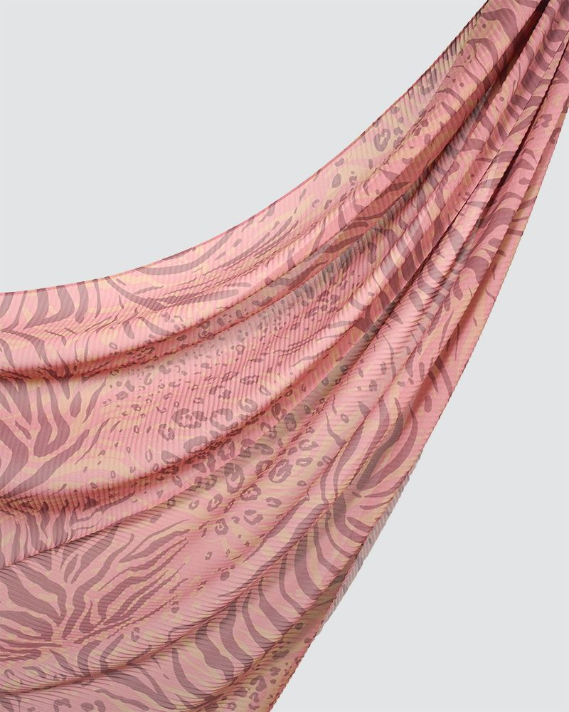 SAFARI - MEDIUM LIGHT PINK-RED