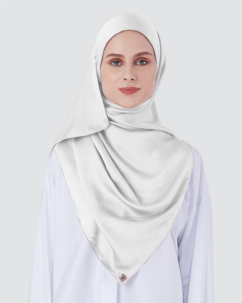 SWARA SHAWL - WHITE