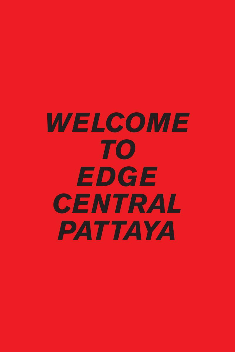 คอนโดมิเนียม เอดจ์ พัทยากลาง (EDGE Central Pattaya)