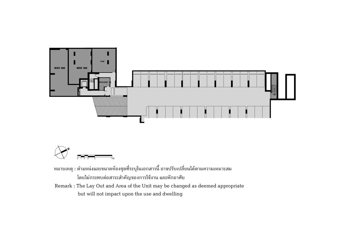 คอนโดมิเนียม เดอะ เบส ไฮท์ - อุดรธานี - Building A ชั้น 1