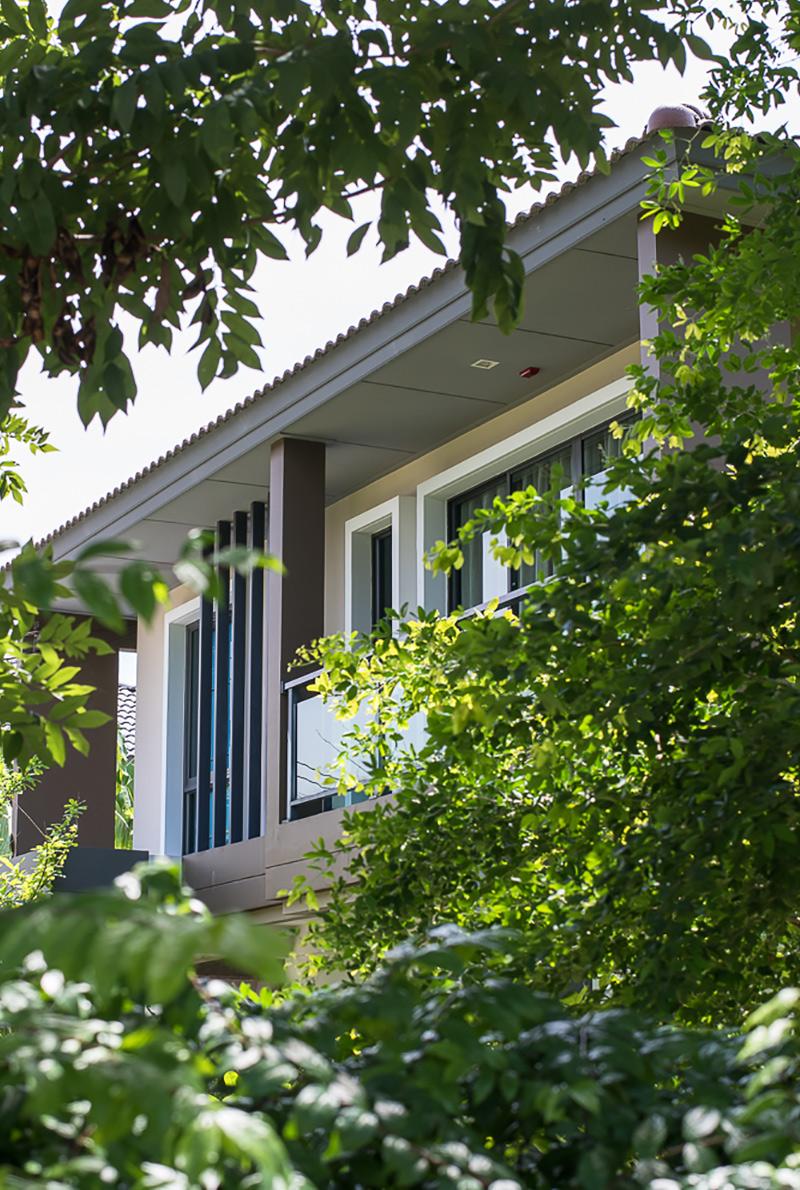 บ้านเดี่ยว ฮาบิเทีย พาร์ค เทียนทะเล 28