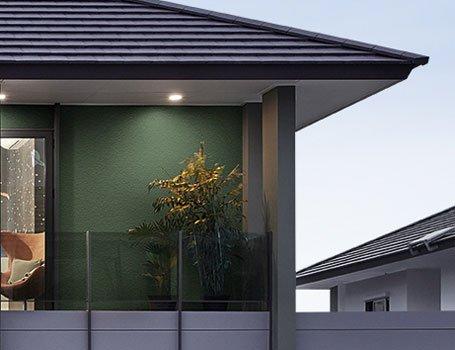 บ้านเดี่ยว ฮาบิเทีย ออร์บิต หทัยราษฎร์ - Innovation นวัตกรรม - UV-SHIELD