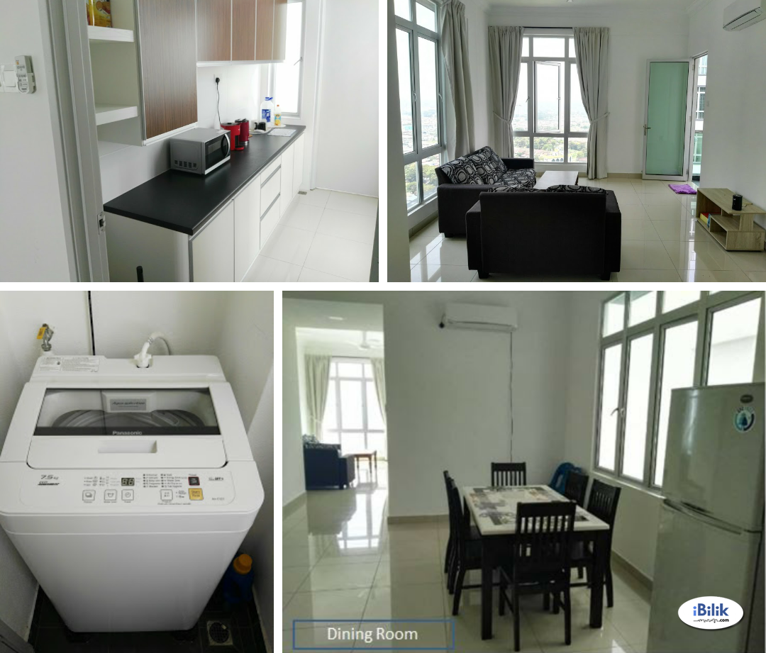BM City Fully Furnished Room Cooking Allowed