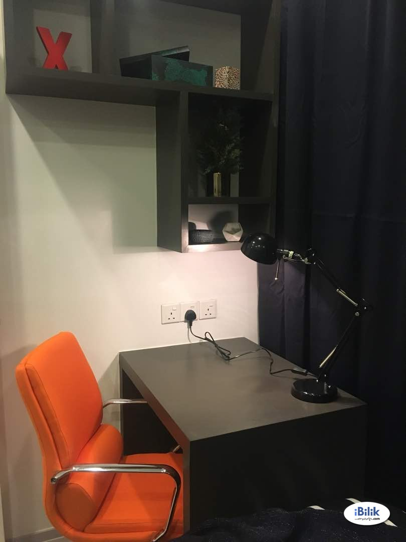 NICE Furnished Room, Garden Plaza (Free Wifi!)
