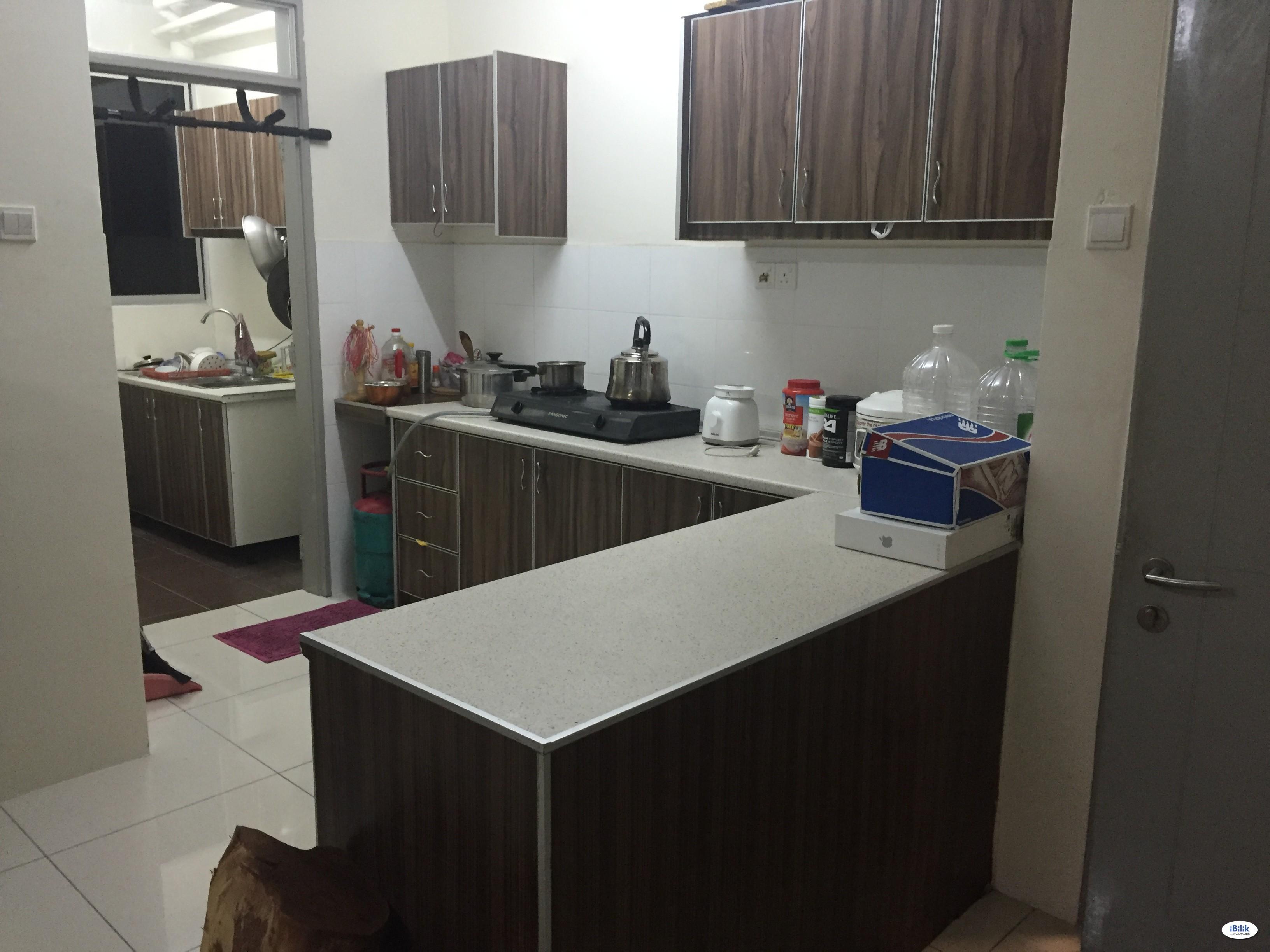 ★PV20 condominium Medium Rooms For Rent @ RM450★