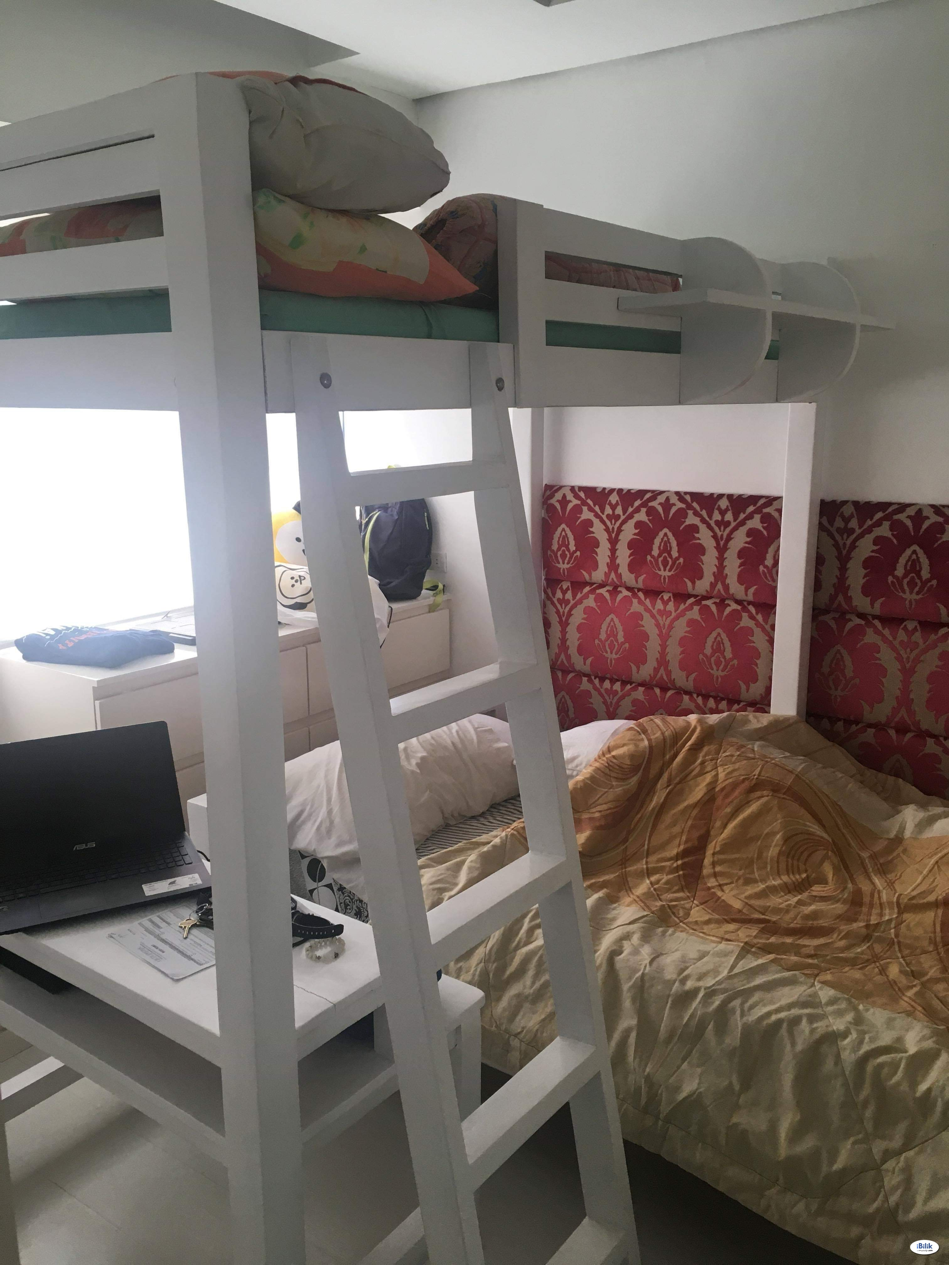 1 female roommate in BGC (2 persons only)