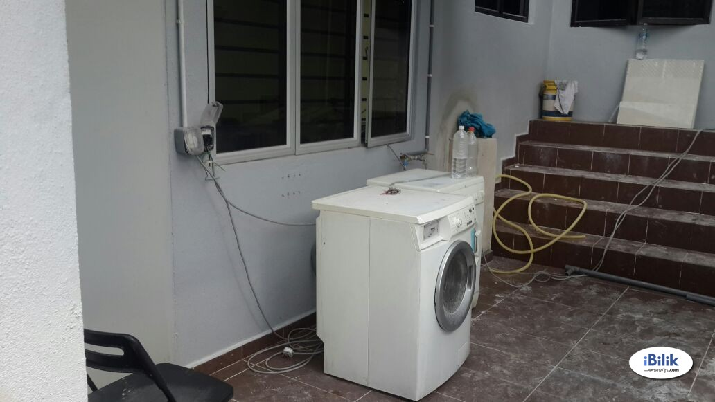 Master Room For Rent (Fully Furnished)With air-cond,wifi