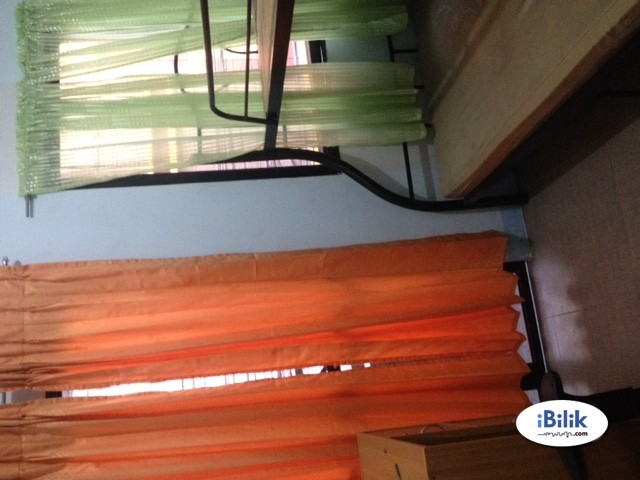 Bed Space for Rent  at Pasay City, Metro Manila (Female only)