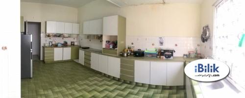 Small Room at Bandar Utama,  Wifi With Aircon & Full Facilitise