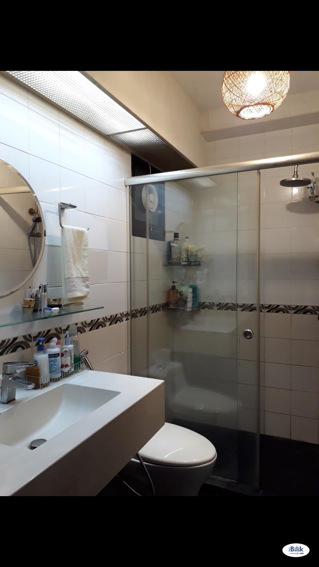 Common Room for rent Tiong Bathru Mrt &Plaza