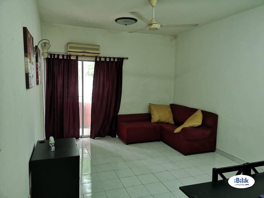 Master Room at Taman Putra Sulaiman, Ampang