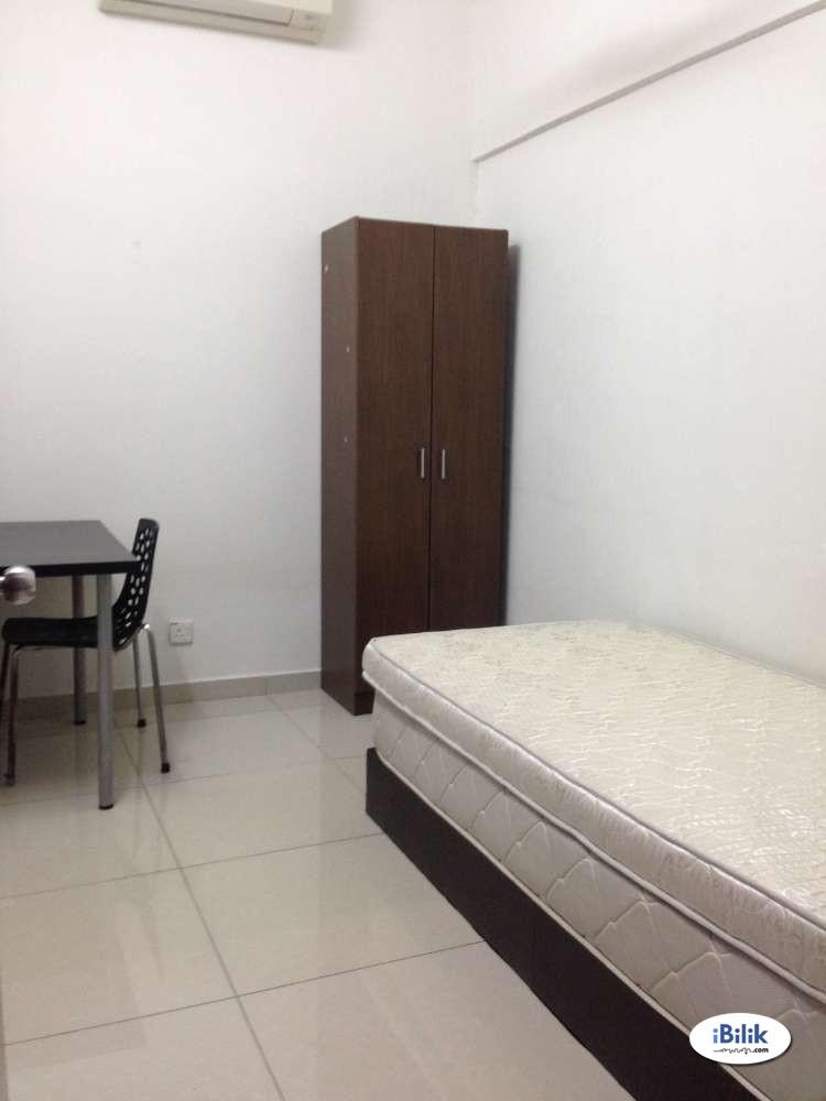 WI-FI & Room At Taman Connought Cheras, Nearby UCSI Uni, Giant, KFC, MCD