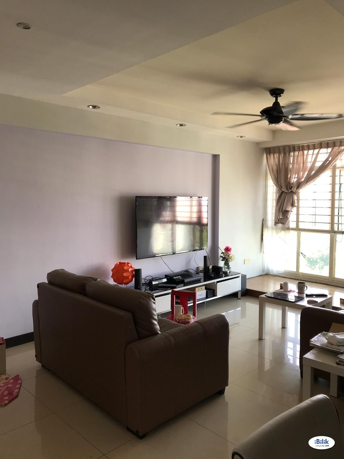 Single Room fully furnish air condition (No landlord)