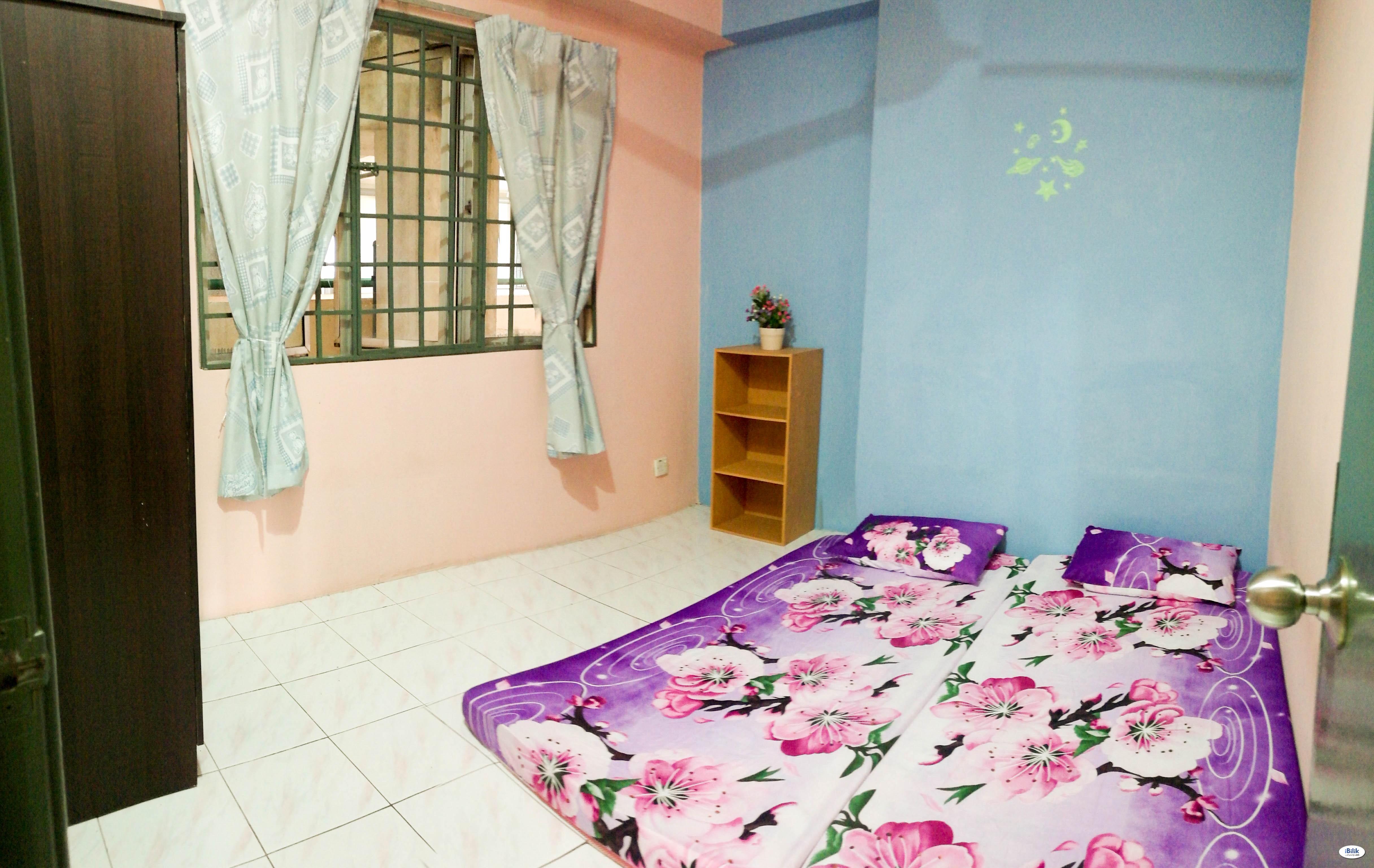 Single Room at Menara KLH, Sentul
