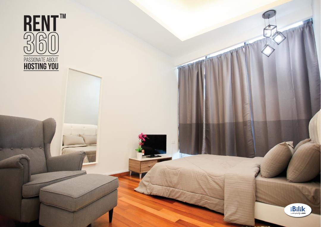 Exclusive Room at Paradigm, The Azure Residences