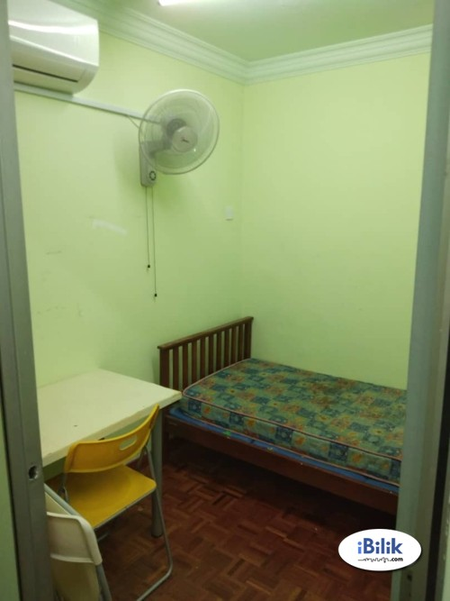 Available Room Rent AT Kelana Jaya WALKING LRT , High Speed Internet