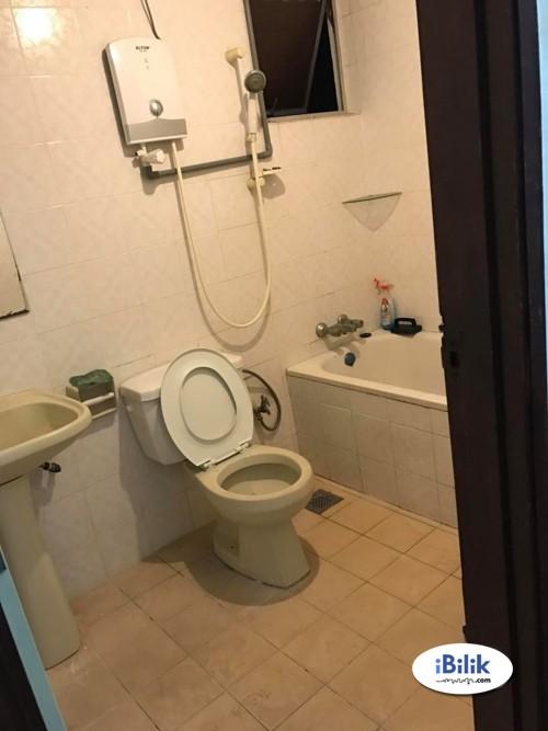 Aircon Room For Rent At Taman Mayang Jaya SS26