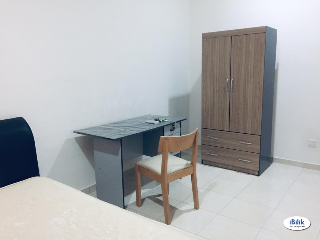 New Medium and MasterRooms (Wifi & Utility)  in Setia Alam, Shah Alam