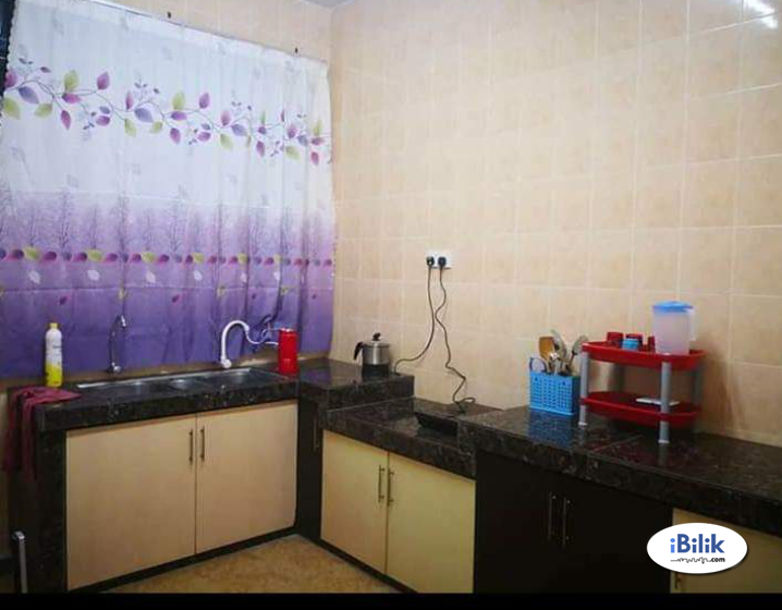 Single Room at Bandar Melaka, Melaka
