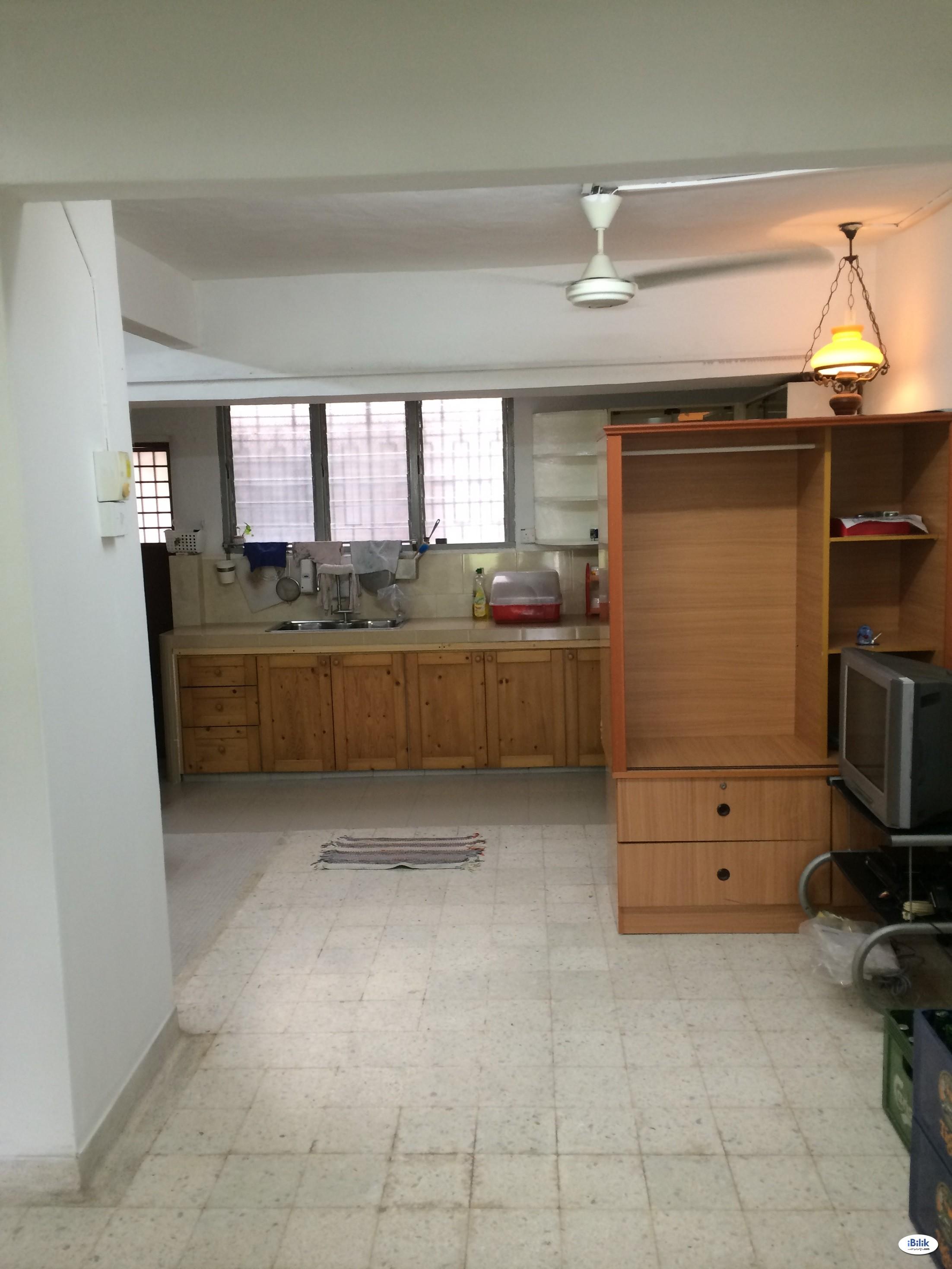 Master Room at Taman Bukit Teratai, Ampang [excellent location]