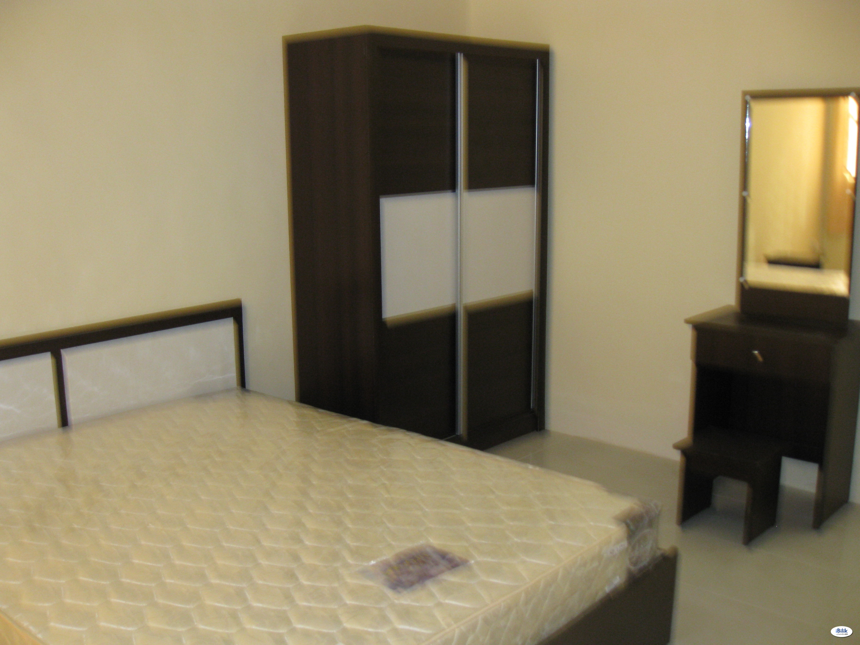 Middle Room at Juru Heights, Juru Autocity