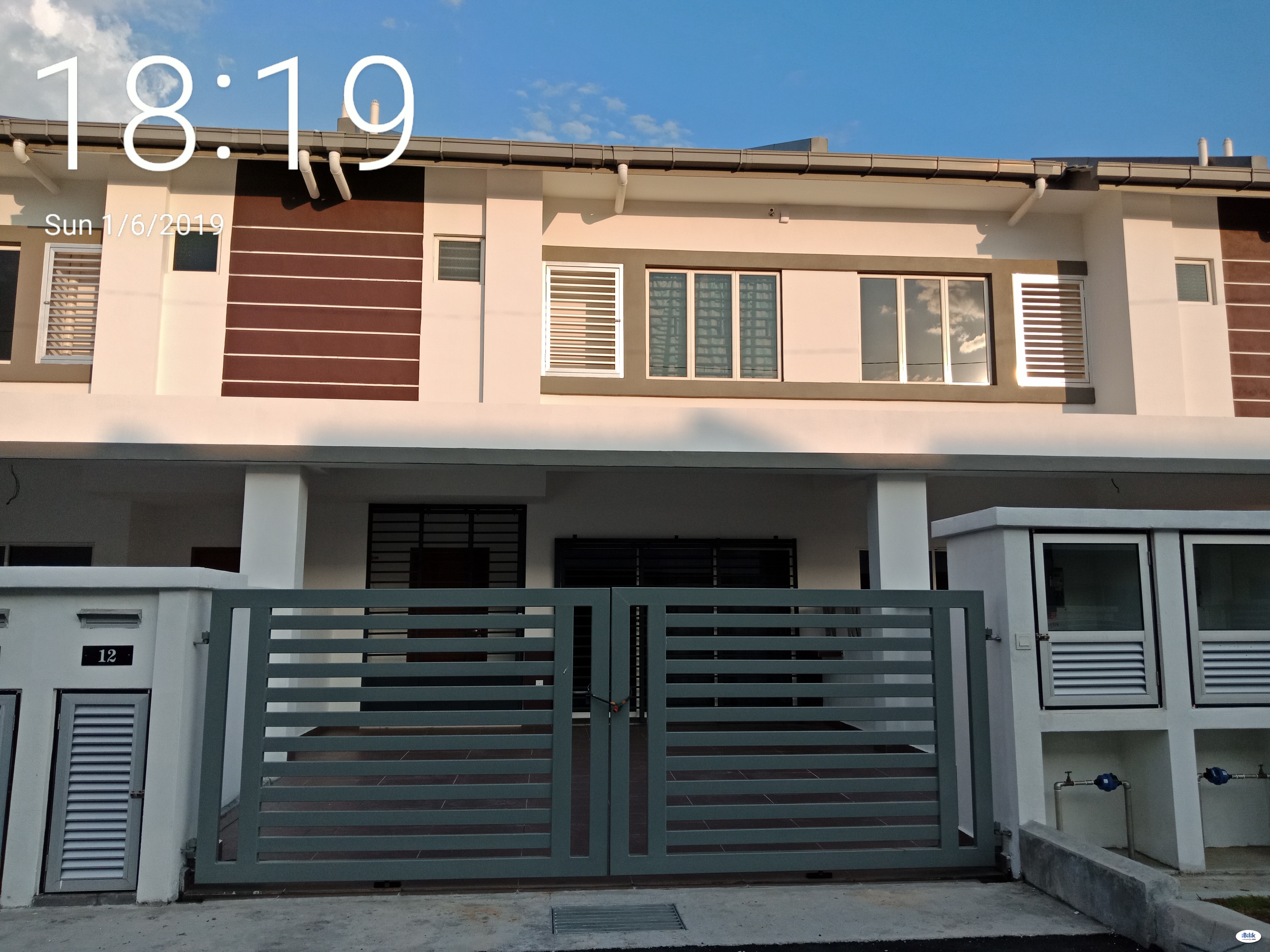 Taman Kinrara Seksyen 4 One NEW terrace double storey house for rent