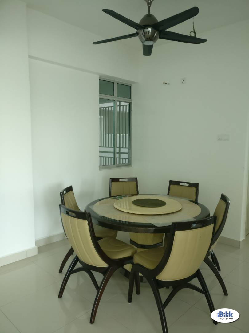 High floor F/F Goodfield condo for rent