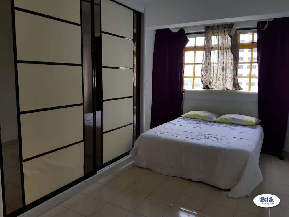 Fully Furnished Master Room at One Ampang Avenue, Ampang (Near KLCC, JLn Ampang, LRT)