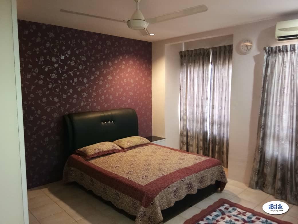 Master Room at Shah Alam, Selangor