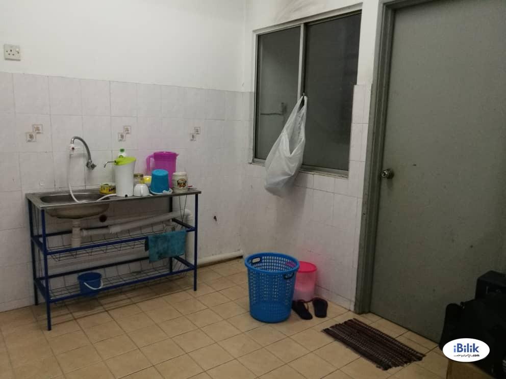 Single Room at Sutramas, Bandar Puchong Jaya
