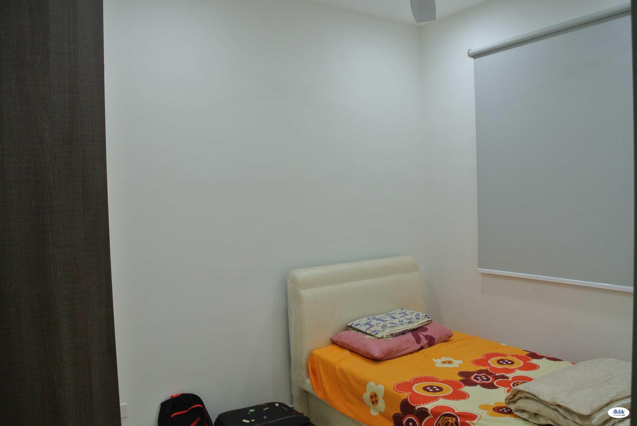 Small Room and Middle Room at Kelana Jaya, Zenith Residences