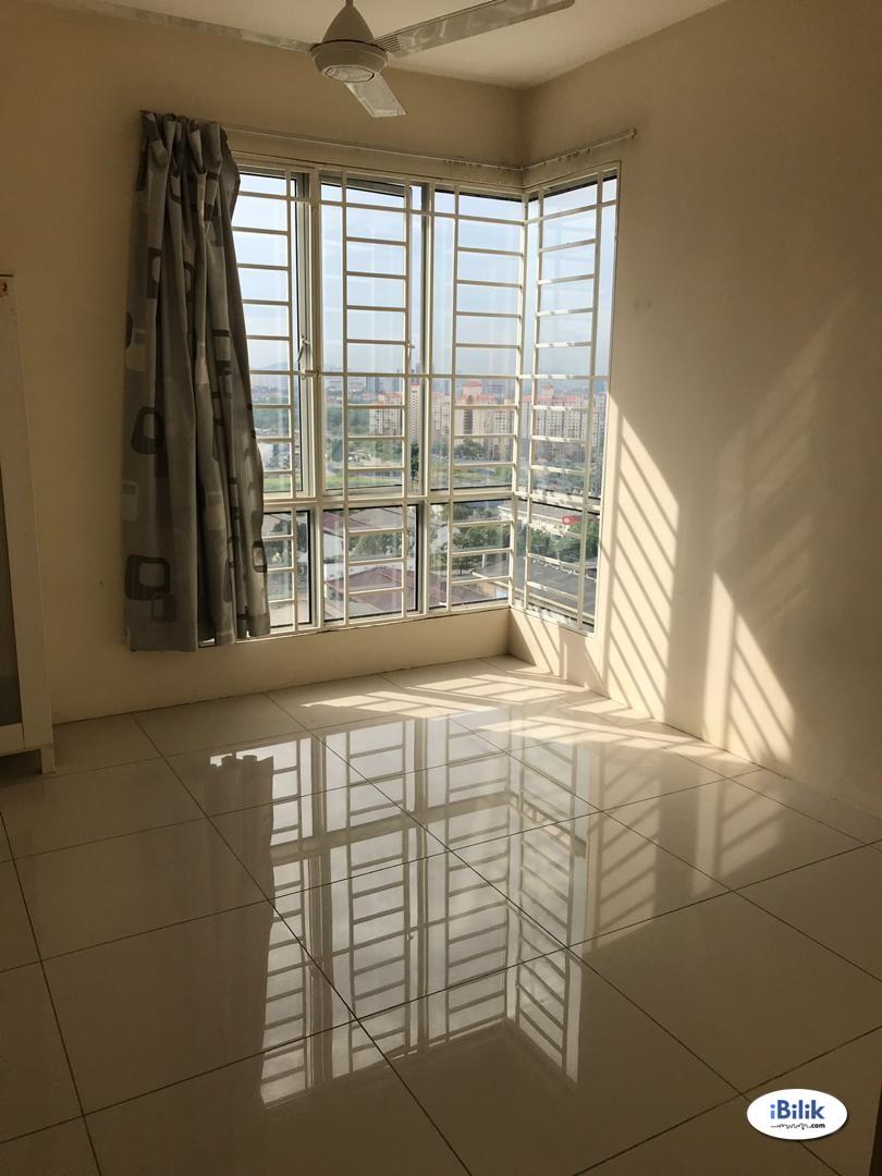 PV20 Big Medium Room @ RM 550 (included Wifi & utilities)