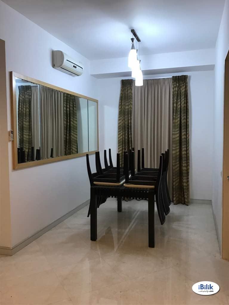 Master Room at Kuala Lumpur, Malaysia