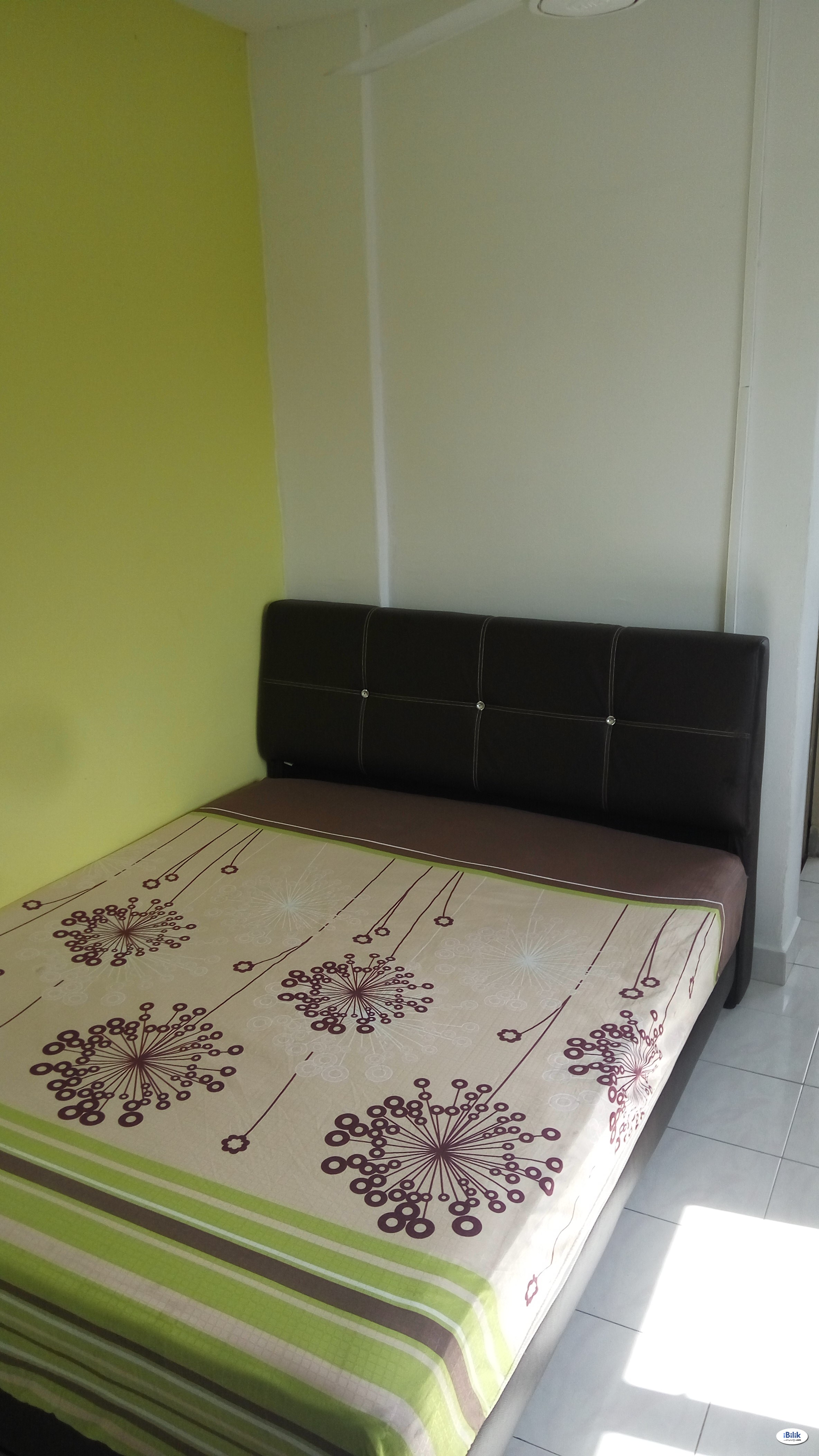 Master Room at Miharja Condominium, Cheras