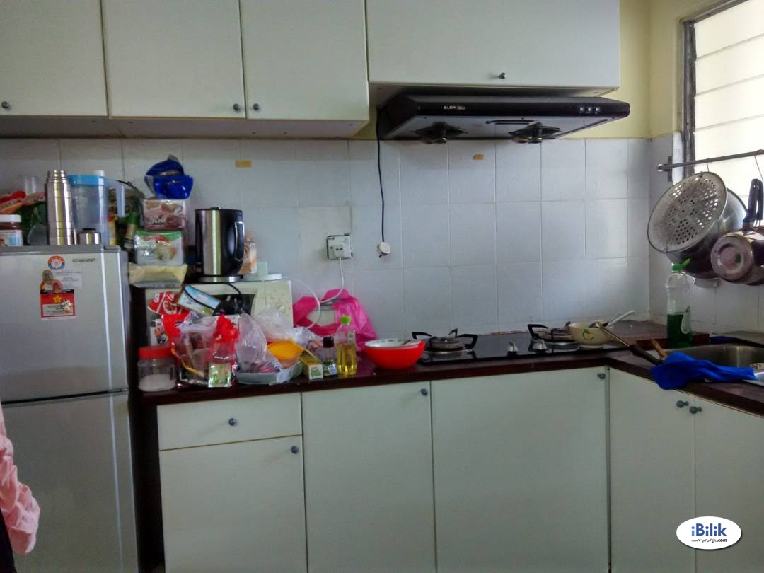 Taylor Hostel Room at Mutiara Perdana Connected To Taylor Lakeside College