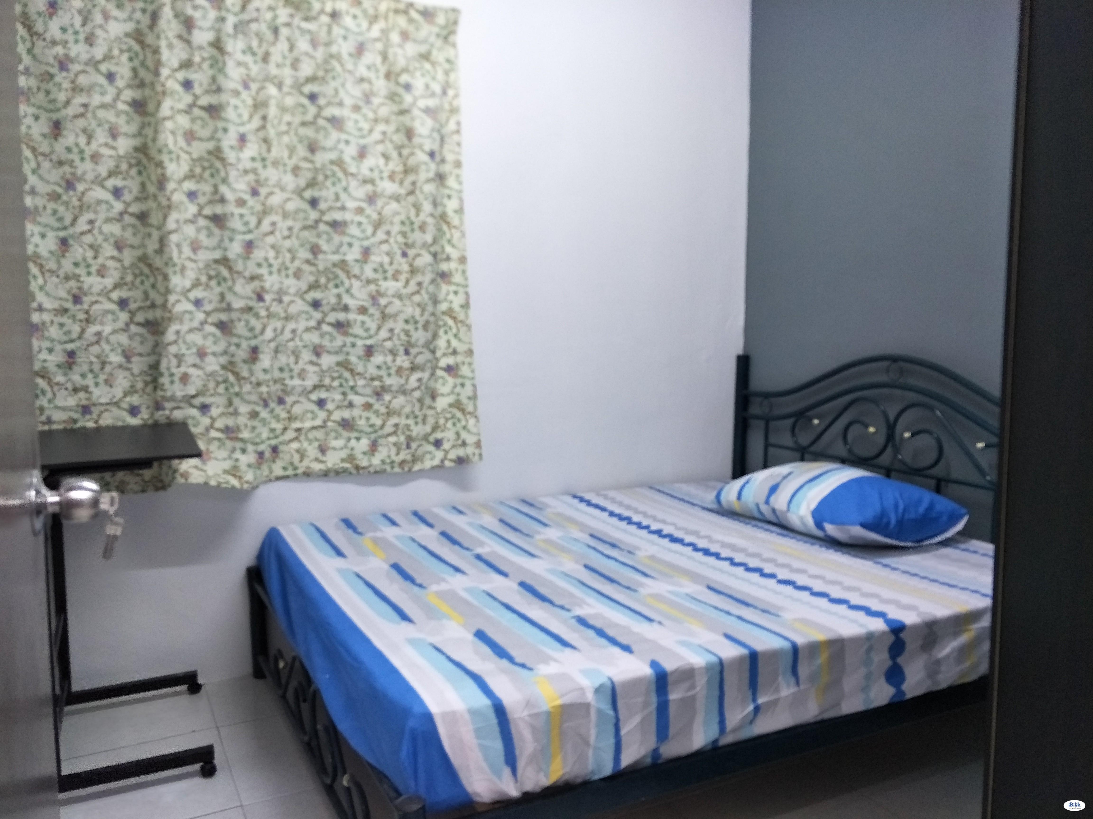Middle Room at Bandar Melaka, Melaka